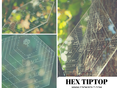 Hex Tip-Top 60 degree
