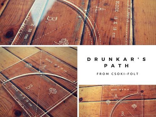 Drunkard's Path (SMALL)