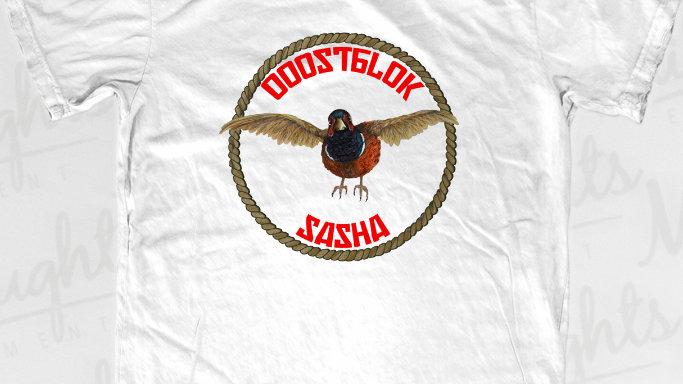 Ooostblok Sasha T-shirt Wit