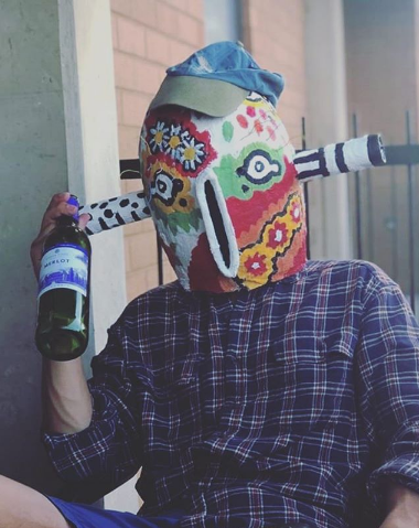Summer Feels Mask