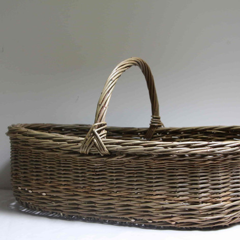 Oval Garden Basket
