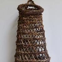 Plaited Wall Basket