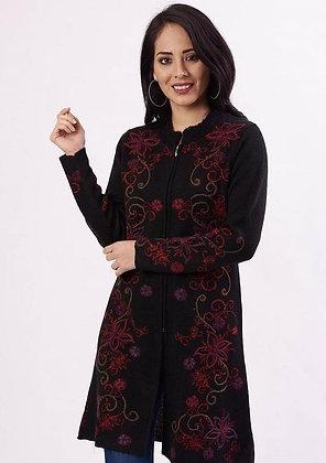 Sharon Hand Embroidery Coat