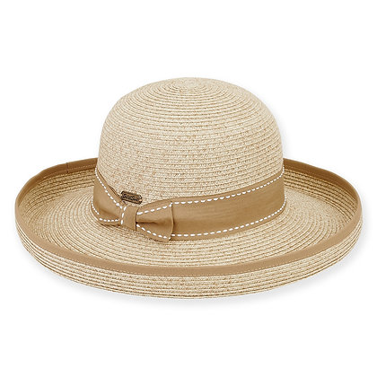 Naturals Summer Upbrim with Bow