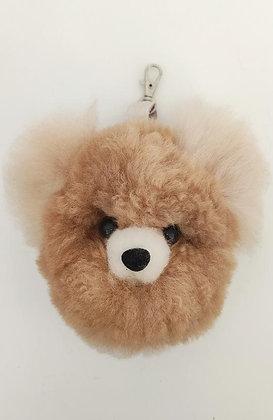 Bear Puff Keychain