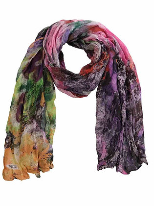 "Dolcezza ""Wildest Flowers"" Scarf"