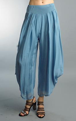 Tempo Paris Silk Pants