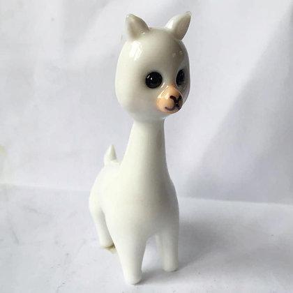 Murano Glass Alpaca Figurine