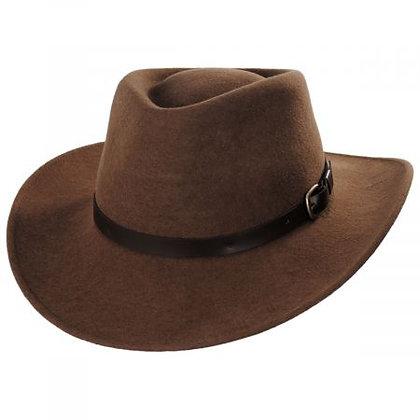 Melbourne - Felted Alpaca Hat
