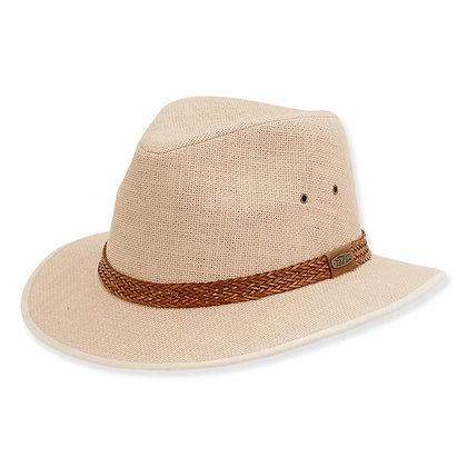 Tidal Tom Jute Hat