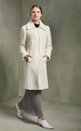 Tasty Suri Alpaca Coat (Ecru)