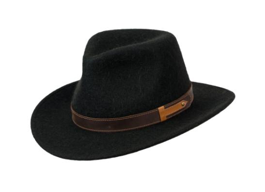 Drifter - Felted Alpaca Hat