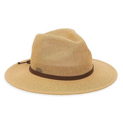 Paper Braid Pinch Hat