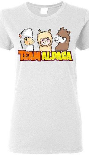 Team Alpaca Women's T-Shirt