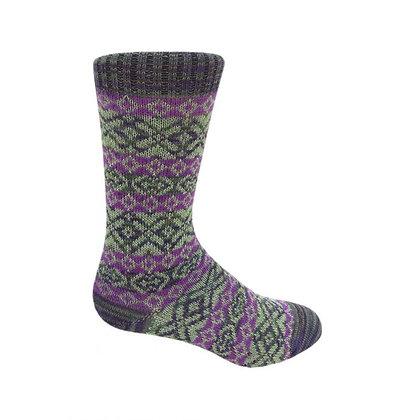 Monet Artistic Alpaca Socks