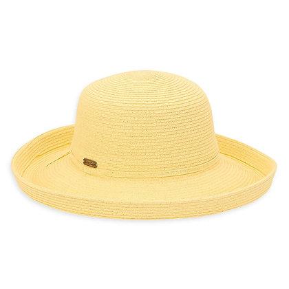 Solid Summer Upbrim Hat