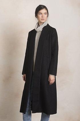Long Swing Coat