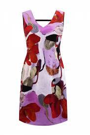 """Dolcezza """"Rouge"""" Sleeveless Dress"""