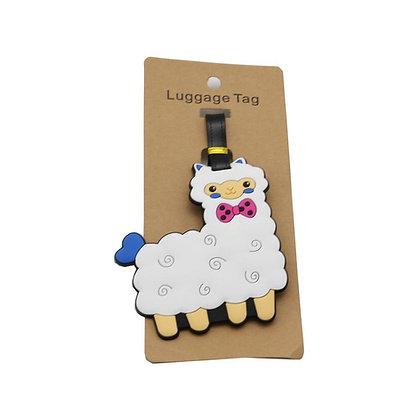 Alpaca My Suitcase Luggage Tag
