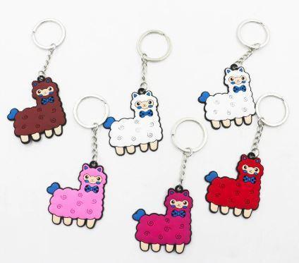 Alpaca My Keys
