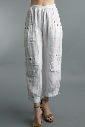 Tempo Paris Linen Pants