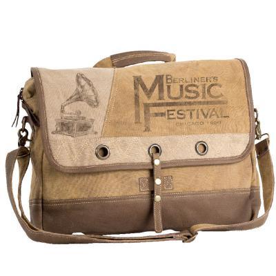 Clea Ray Music Festival Messenger Bag