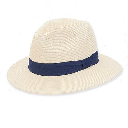 Tidal Tom Paper Braid Hat