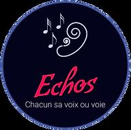 Echos Coaching - Marie Brouze - Coaching vocal - Logo
