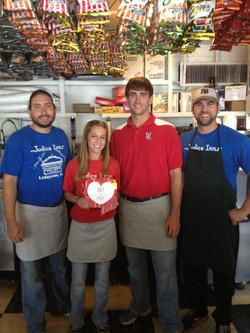 Judice Inn -Locals Love Us Award