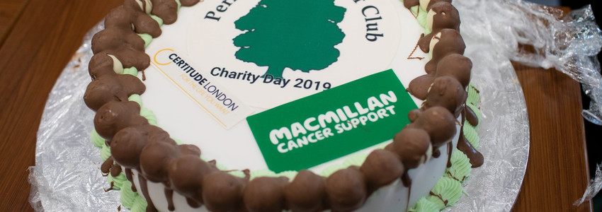 Charity Day Cake