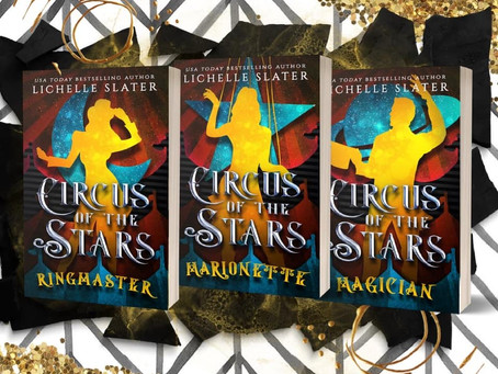 Circus of the Stars AVAILABLE