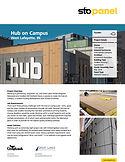 Hub on Campus StoPanel Project Profile.j