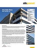One Bala Plaza Digital StoPanel Project