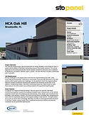 HCA Oak Hill StoPanel Project Profile .j