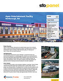 Apex Entertainment Facility Project Prof