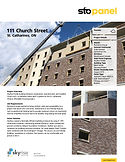 Church Street StoPanel Project Profile.j