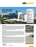 HCA  UCF Medical Center StoPanel Project