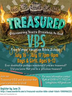 https://www.eventbrite.com/e/treasured-vacation-bible-school-tickets-159004662225
