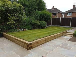 Garden makeover in Wolverhampton
