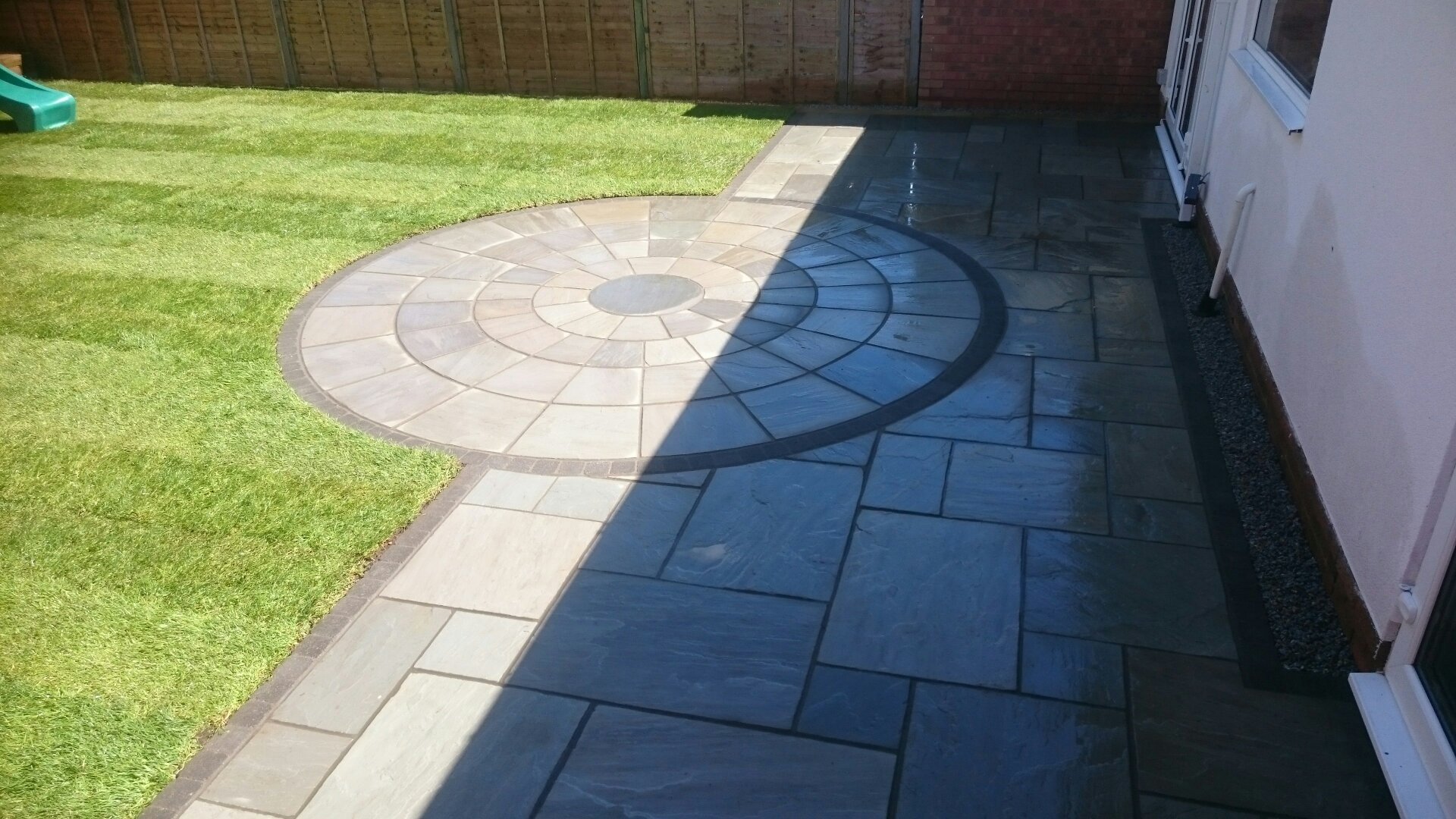 Patio installers Wolverhampton
