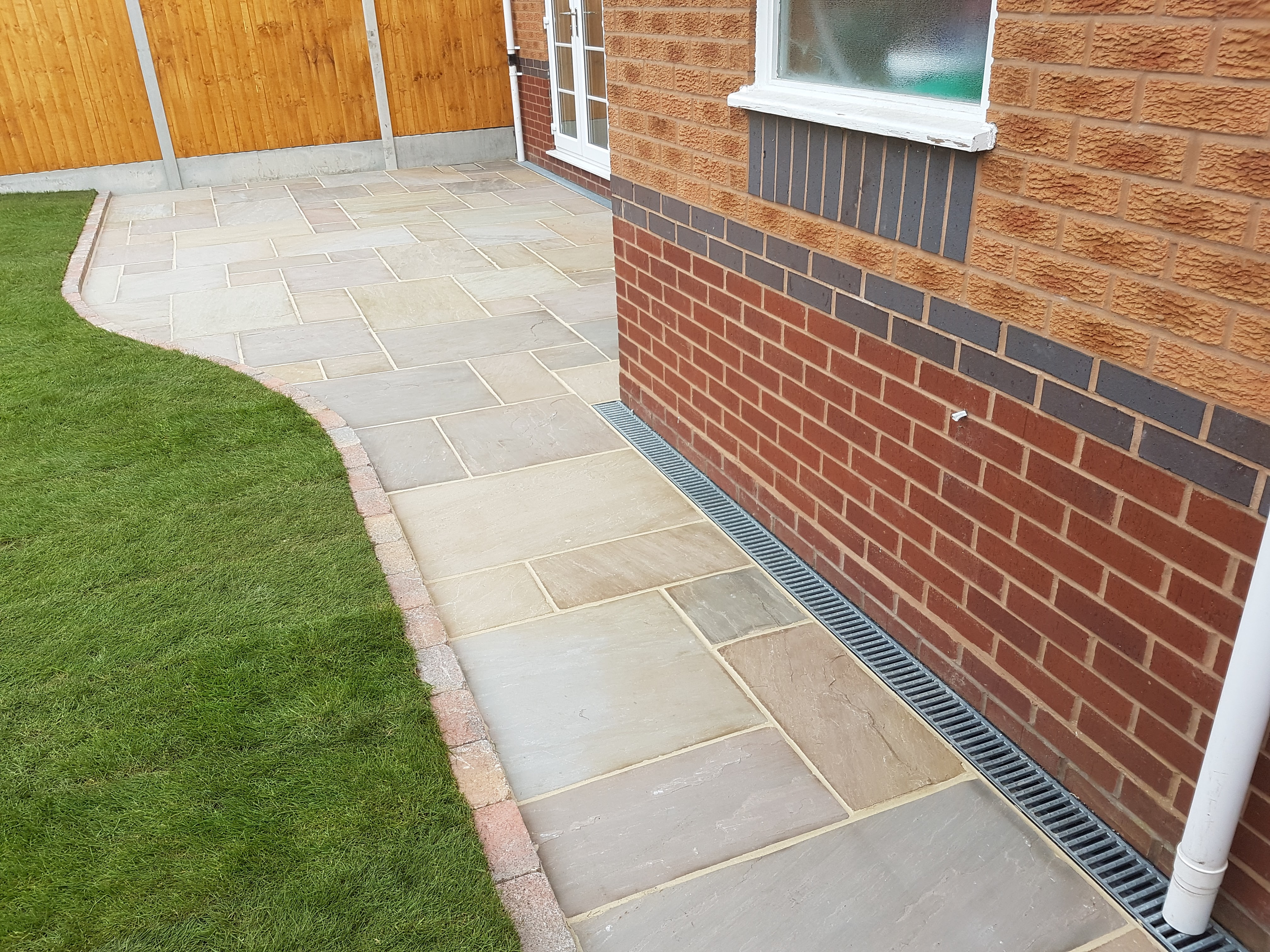 Patio layer wolverhampton