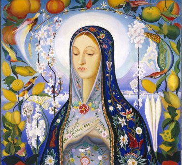 The Assumption of the Blessed Virgin: August 15