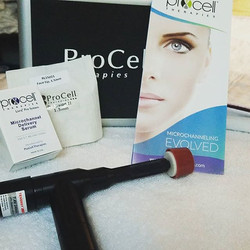 Do you want to give your clients the best microneedling service the switch to ProCell Therapies Mico