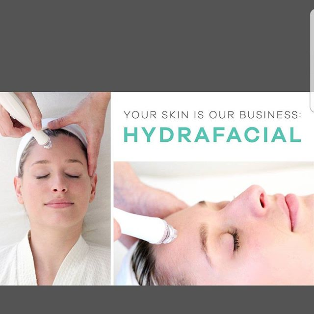 Flash sale, $125 for two oxygen facials or one hydra for $75.