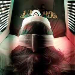 #ledlights #skin #redled #ledlighttherapy #ledlighttreatment #omnibio #rhondaallisonskincare #byered