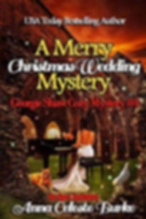 A Merry Christmas Wedding Mystery_Anna C