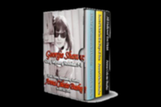 3 Book Set Georgie Shaw_Anna Celeste Bur
