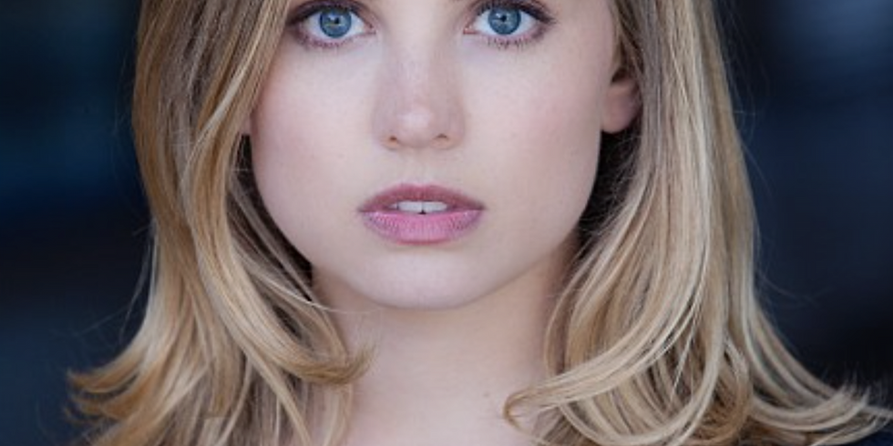 Masterclass with Film, TV and Voice Actor Meaghan Martin