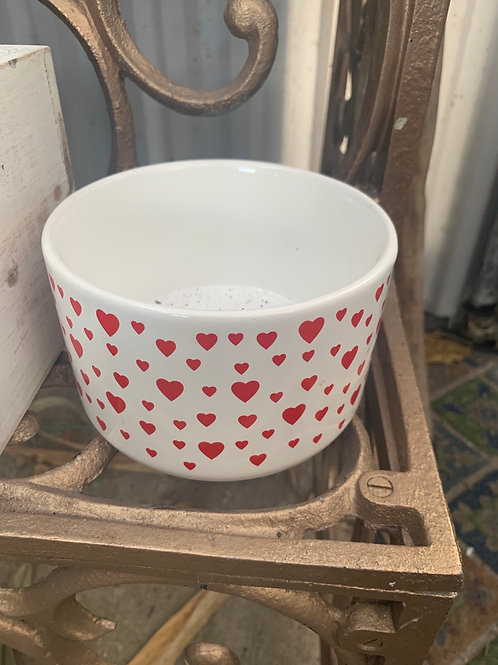 Mini Heart Bowl