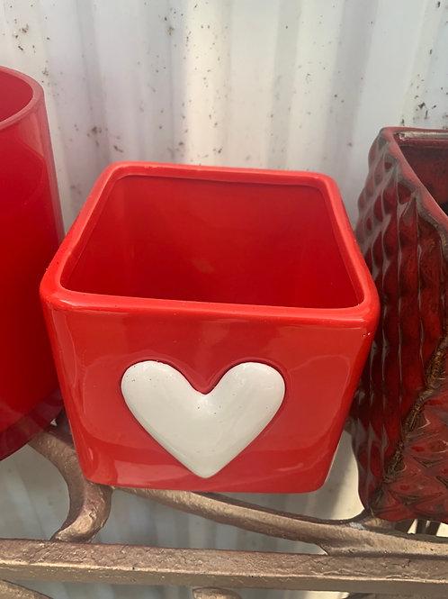 Small Heart Cube
